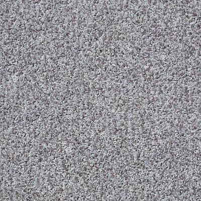 Dreamcatcher - Color Dolphin Texture 12 ft. Carpet