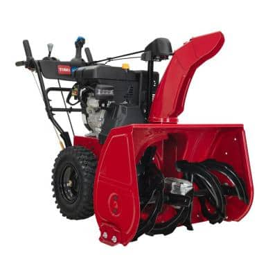 Power Max HD 1030 OHAE 30 in. 302 cc Two-Stage Gas Snow Blower with Electric Start, Triggerless Steering & Hand Warmers