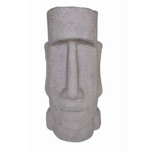3 ft. Easter Island Head Statue