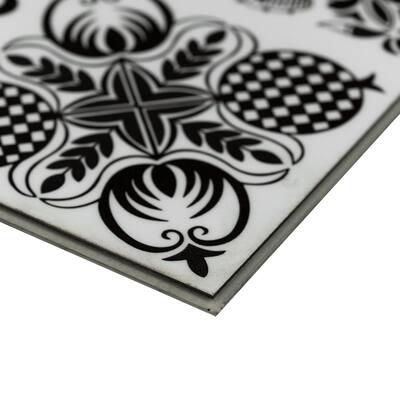 Baylee Tux 11.81 in. W x 23.62 in. L Rigid Core Click Lock Luxury Vinyl Tile Flooring (66 cases/1278.42 sq. ft./pallet)