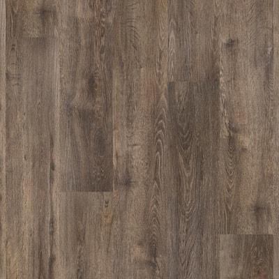 Princeton Canvas Tan 8.6 in. W x 60 in. L Click-Lock Rigid Core Luxury Vinyl Plank Flooring (21.50 sq. ft./case)