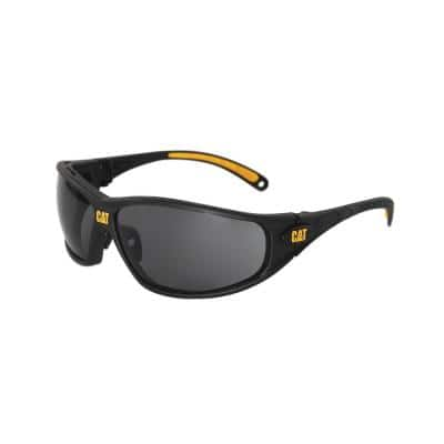 Safety Glasses Tread Smoke Lens with Case