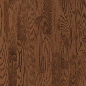 American Originals Brown Earth Oak 3/4 in. T x 5 in. W x Varying L Solid Hardwood Flooring (23.5 sq. ft. /case)