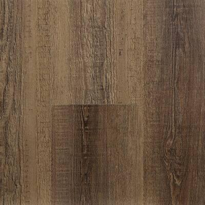 Take Home Sample - Tawny Pine Vinyl Flooring - 7.20 in. x 6 in.