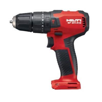 12-Volt Lithium-Ion Brushless Cordless 3/8 in. Keyless Chuck Hammer Drill Driver SF 2H-A (Tool-Only)