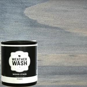 1 qt. Pined Interior/Exterior Weatherwash Aging Stain