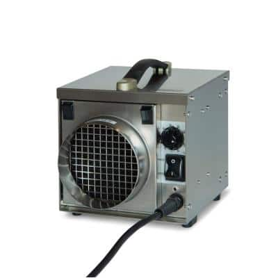 30 Pint Small Portable Commercial Desiccant Dehumidifier for Bedroom, Bathroom, Crawl Space, Basement and Garage