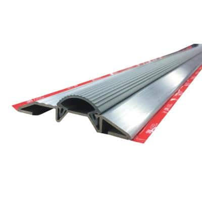 Cinch 3-1/4 in. x 36 in. Self Adhesive Low Threshold