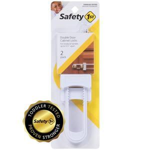 Cabinet Slide Locks (2-Pack)