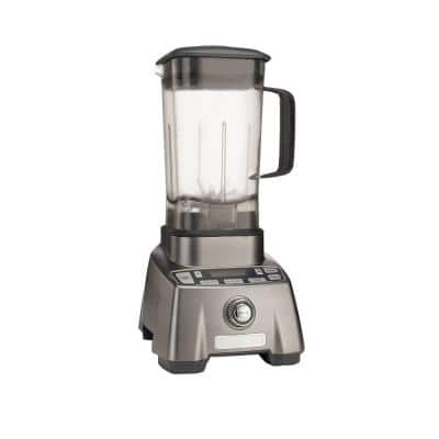 Hurricane Pro 64 oz. 2-Speed Gunmetal Blender