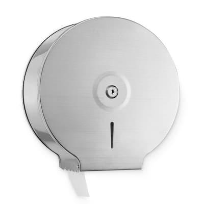 Stainless Steel Jumbo Toilet Tissue Dispenser