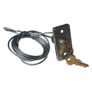 Quick Release Key for Garage Doors