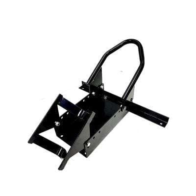 Standard Motorcycle Wheel Chock with Pivoting Cradle