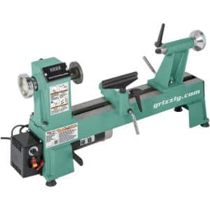 12 in. x 18 in. Variable-Speed Wood Lathe