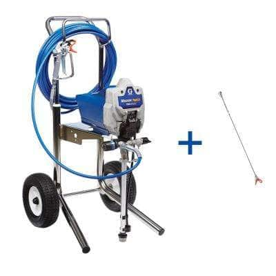 ProX21 Cart Airless Paint Sprayer with 20 in. Tip Extension