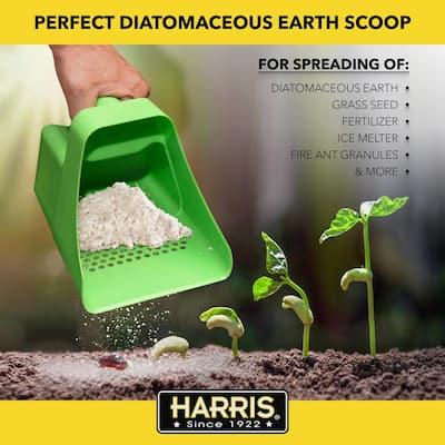 Diatomaceous Earth Applicator and Fertilizer Spreader