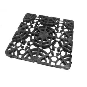 Grid Module for Radiant Floor Heating