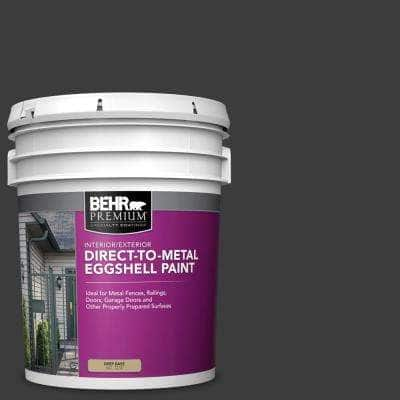 5 gal. #MQ5-05 Limousine Leather Eggshell Direct to Metal Interior/Exterior Paint