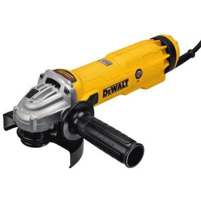 4-1/2 in. to 5 in. High Performance Angle Switch Grinder