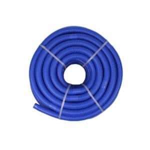 147 ft. x 1.25 in. Blow-Molded PE In-Ground Swimming Pool Cuttable Vacuum Hose