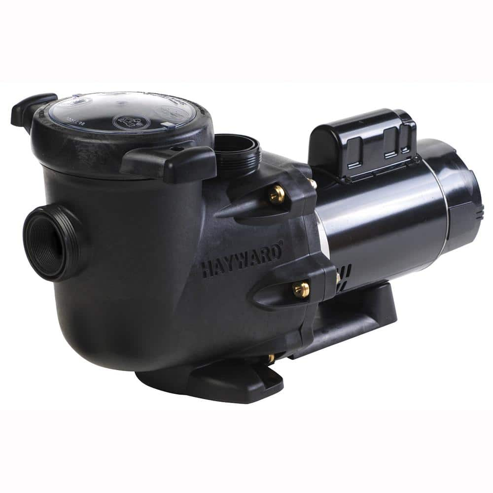 Hayward 2 Hp 115 Volt To 230 Volt 2 In 2 In Plumbing Tristar Inground Single Speed Pool Pump W3sp3215x20 The Home Depot