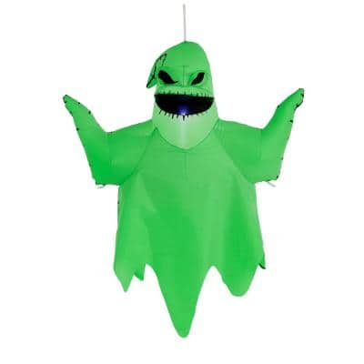 4 ft. Hanging Oogie Boogie Airblown Disney Halloween Inflatable