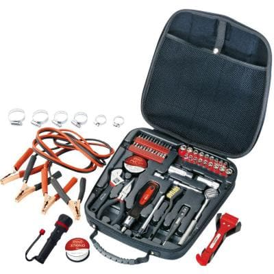 Travel and Automotive Tool Set (64-Piece)