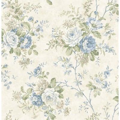 Amelia Blue Trail Wallpaper