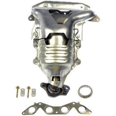 Manifold Converter - Carb Compliant - For Legal Sale In NY - CA - ME 2001-2005 Honda Civic 1.7L