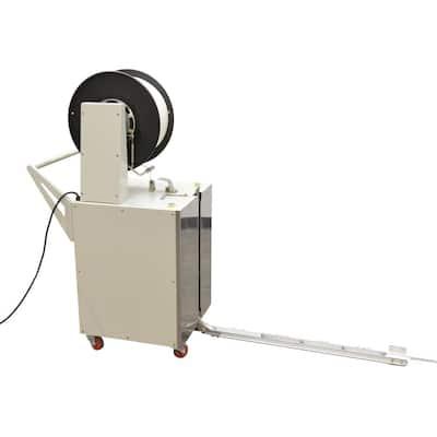 Semi-Automatic Probe Strapping Machine