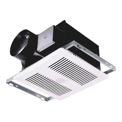 140 CFM Ceiling/Wall Bathroom Exhaust Fan with Motion Sense, ENERGY STAR