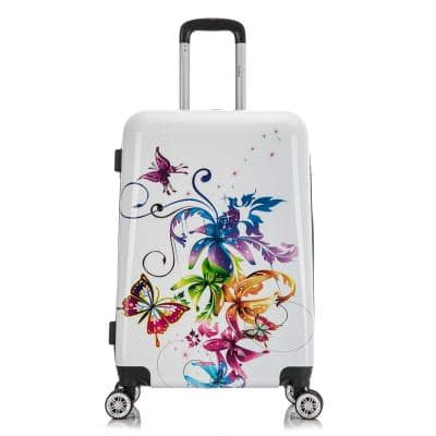 Prints Lightweight Hardside Spinner 24 in. Fusion