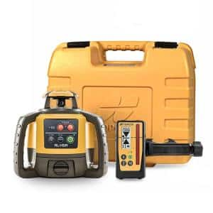 RL-H5A Rechargeable Battery Horizontal Self-Leveling Rotary Laser Level with LS-100D Receiver