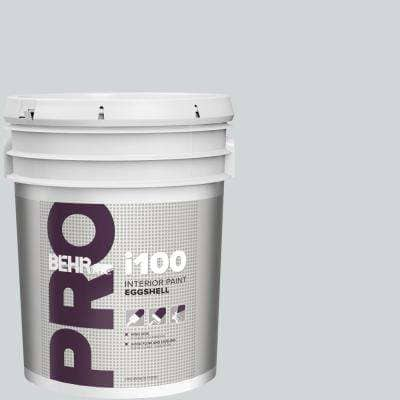 5 gal. #750E-2 Twilight Gray Eggshell Interior Paint