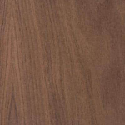 24 in. x 96 in. Walnut Wood Veneer with 10 mil Paper Backer