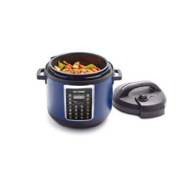 6QT Ceramic Nonstick Weekday Wonder 16-in-1 Pressure Cooker, Slow Cooker and More