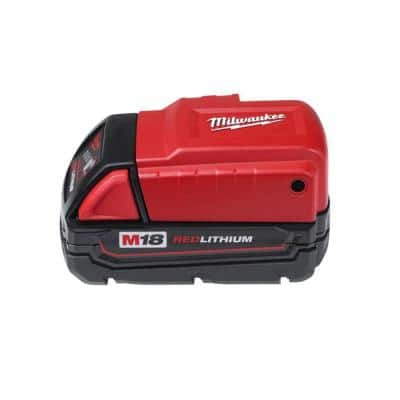 M18 18-Volt Lithium-Ion Cordless Power Source (Tool-Only)