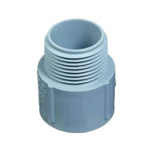 1-1/2 in. PVC Male Terminal Adapter