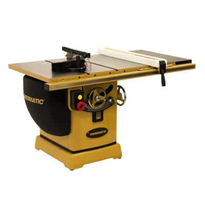 PM2000B 230-Volt 5 HP 1PH 30 in. RIP Table Saw with Accu-Fence