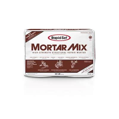55 lb. Mortar Mix