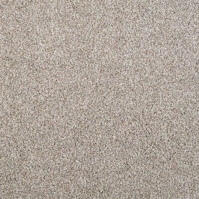 Barx II - Color Paper Moon Texture 12 ft. Carpet