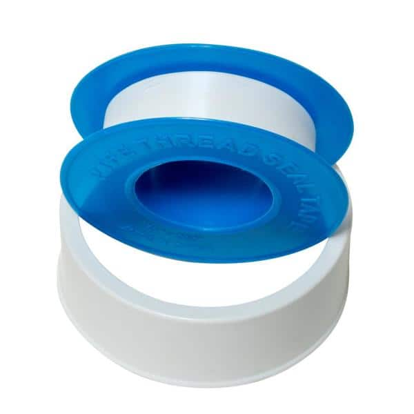 Harvey 1 2 In X 260 In Ptfe Tape 5 Pack 0178522 The Home Depot