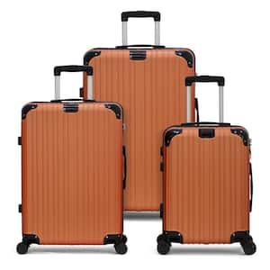 HIKOLAYAE Escape Luggage Spinner Set - Tiger Orange