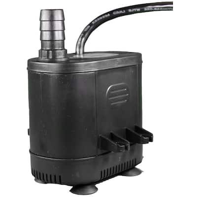 Submersible Water Pump Replacement for Evaporative Cooler Models: MC91, MC92