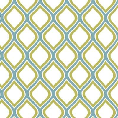 DriWeave Porcelain and Pear Fabric by the Yard
