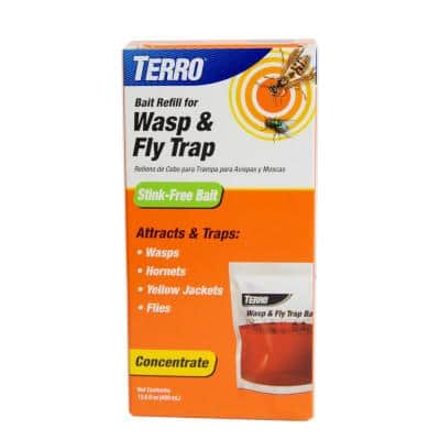 Outdoor Wasp and Fly Trap Refill Bait