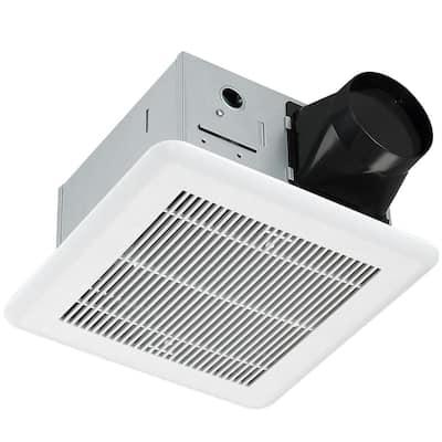 110 CFM Ceiling Roomside Installation Quiet Bathroom Exhaust Fan ENERGY STAR