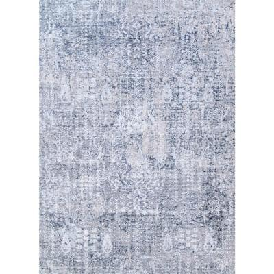 Gray 5 X 8 Couristan Area Rugs Rugs The Home Depot