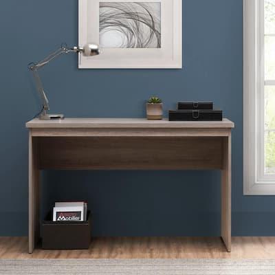 Shell 47 in. Rectangular Gray MDF Standing Desk