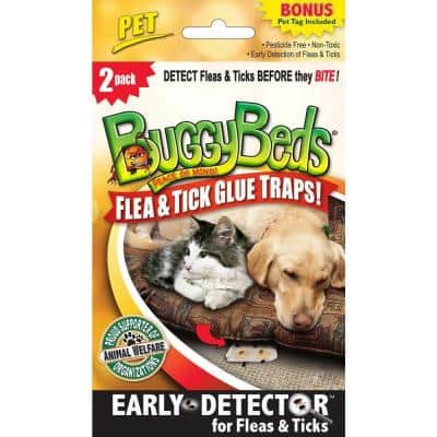 Pet Flea and Tick Detector (2-Pack)
